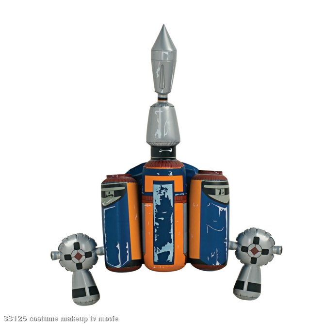 Star Wars Boba Fett Inflatable Jetpack