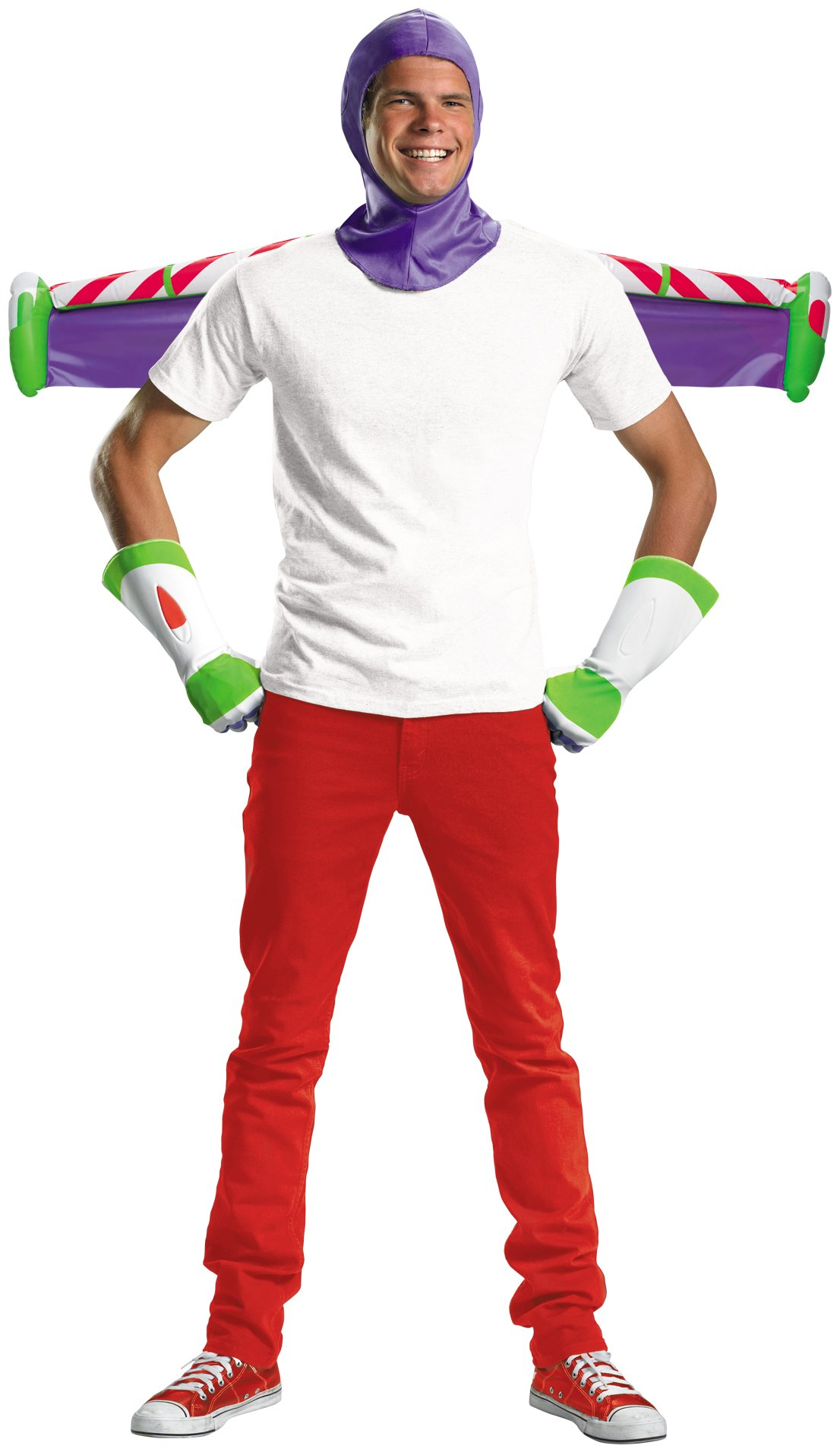 Toy Story - Buzz Lightyear Adult Costume Kit