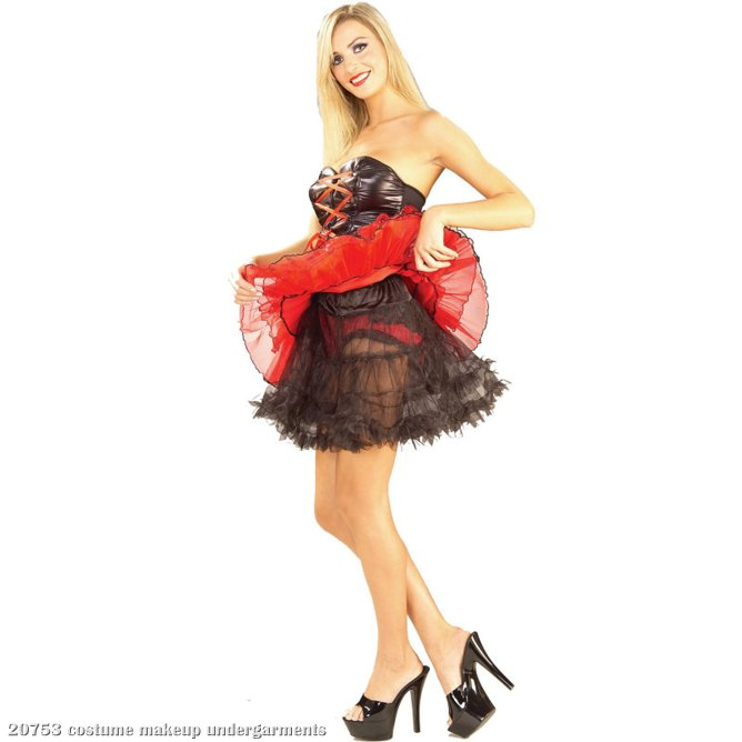 Crinoline Under Skirt Adult