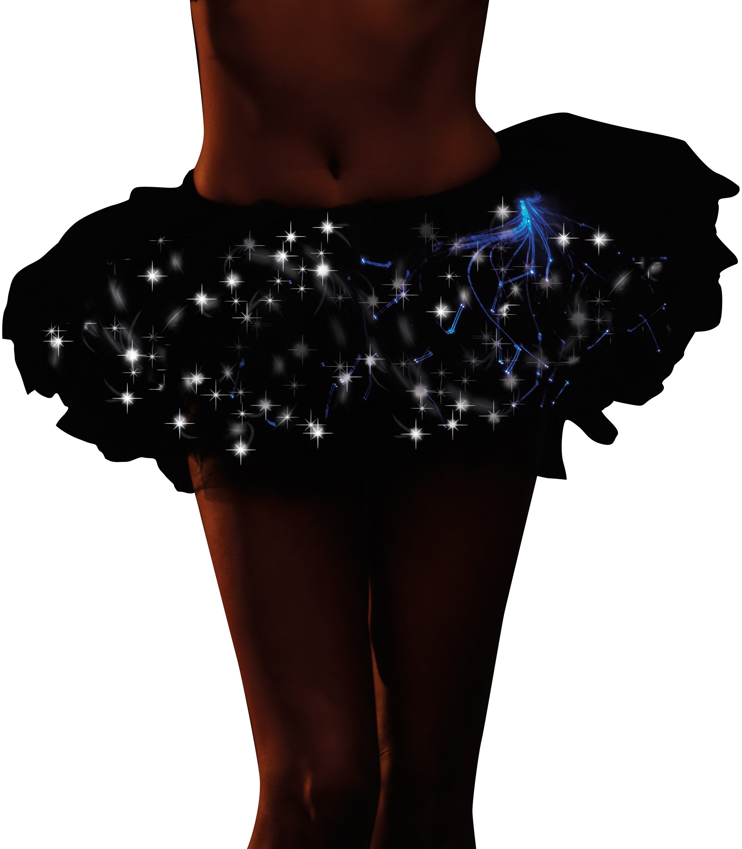 Light Up Black Tutu (Adult)