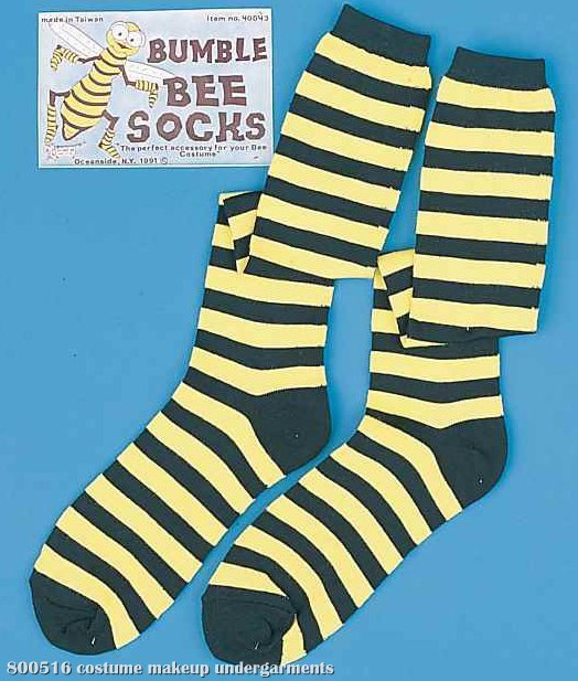 Bee Socks Adult