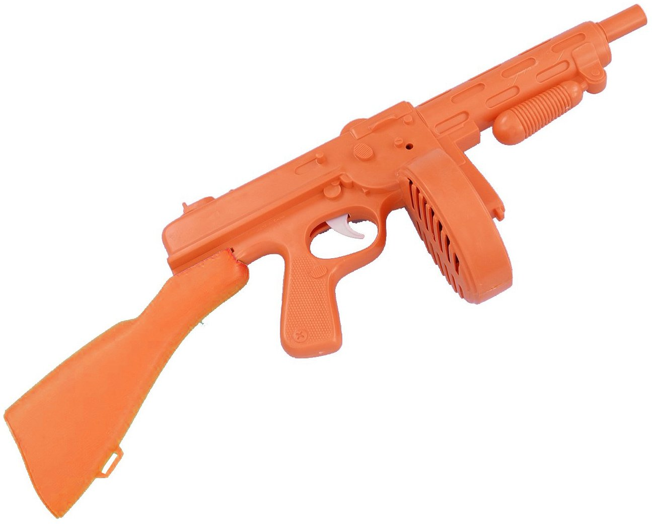Orange Machine Gun