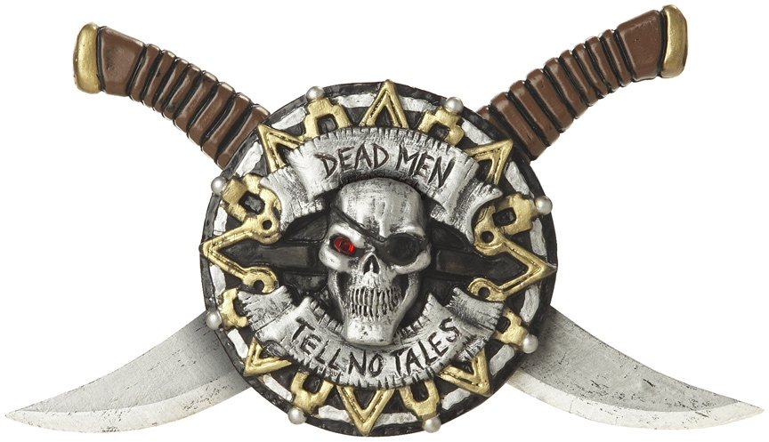 Pirate Dagger Belt Adult