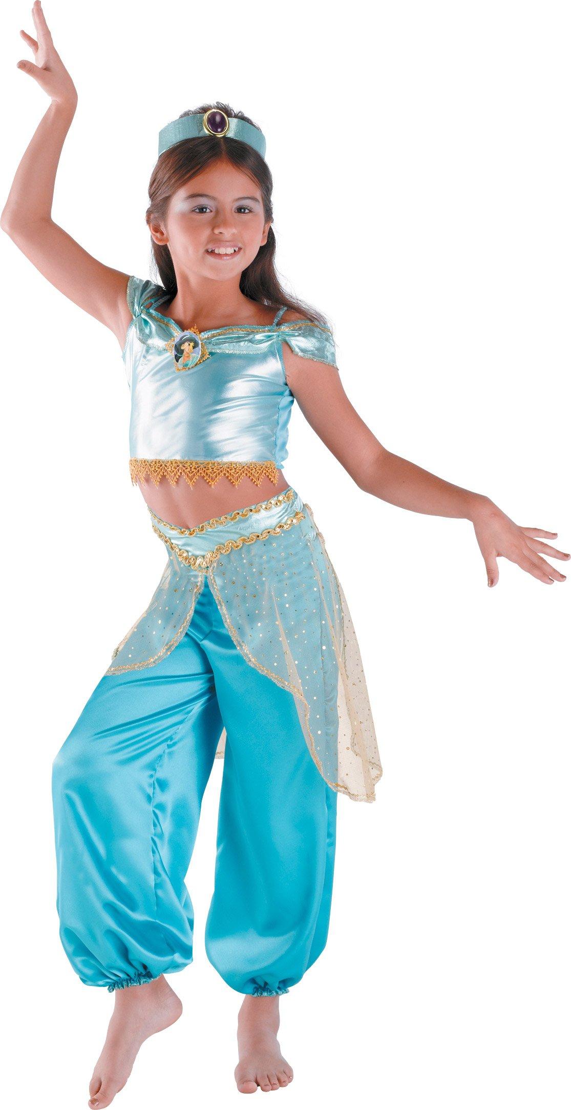 Как сшить детское костюм восточной красавицы своими руками