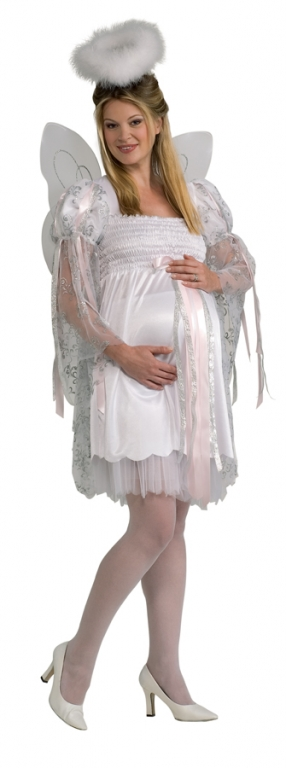 Angel Maternity Costume