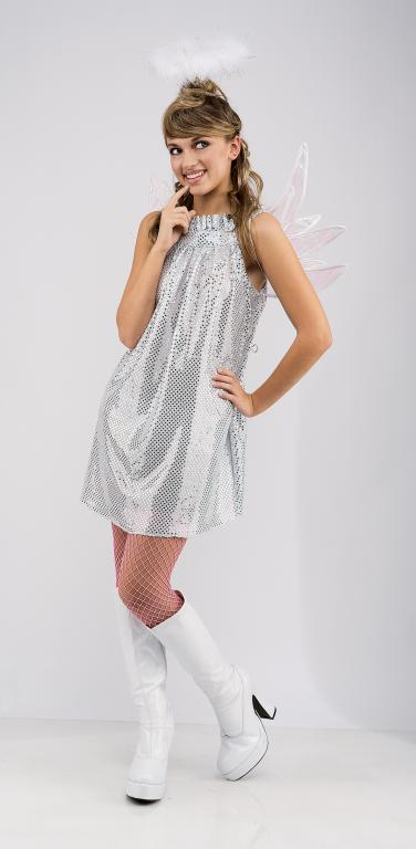 Angel Teen Costume