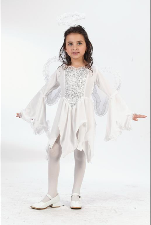 Angel Velour Toddler Costume