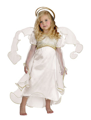 Guardian Angel Costume