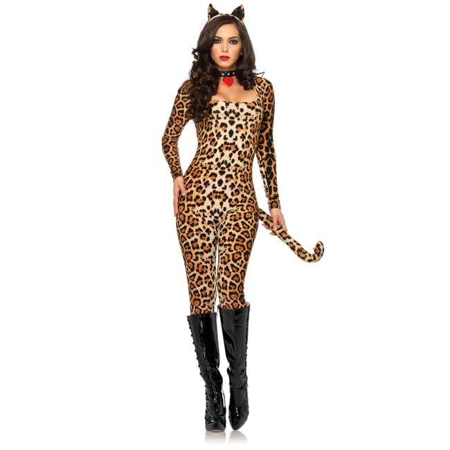 Cougar Sexy Adult Costume