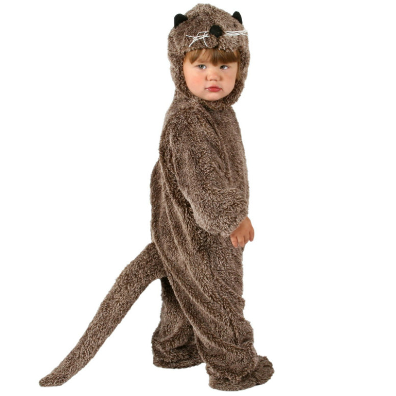 Animal Planet Collector's Edition Sea Otter Infant Costume