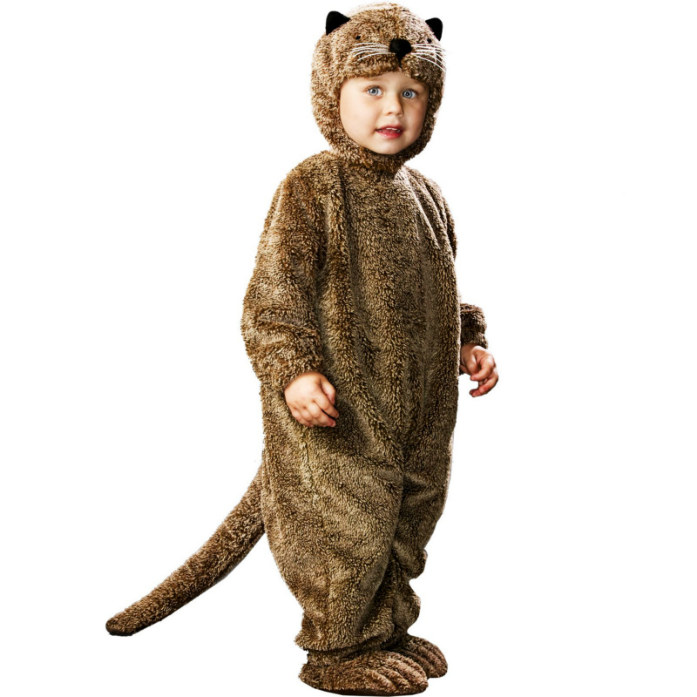 Animal Planet Collector's Edition Sea Otter Toddler Costume