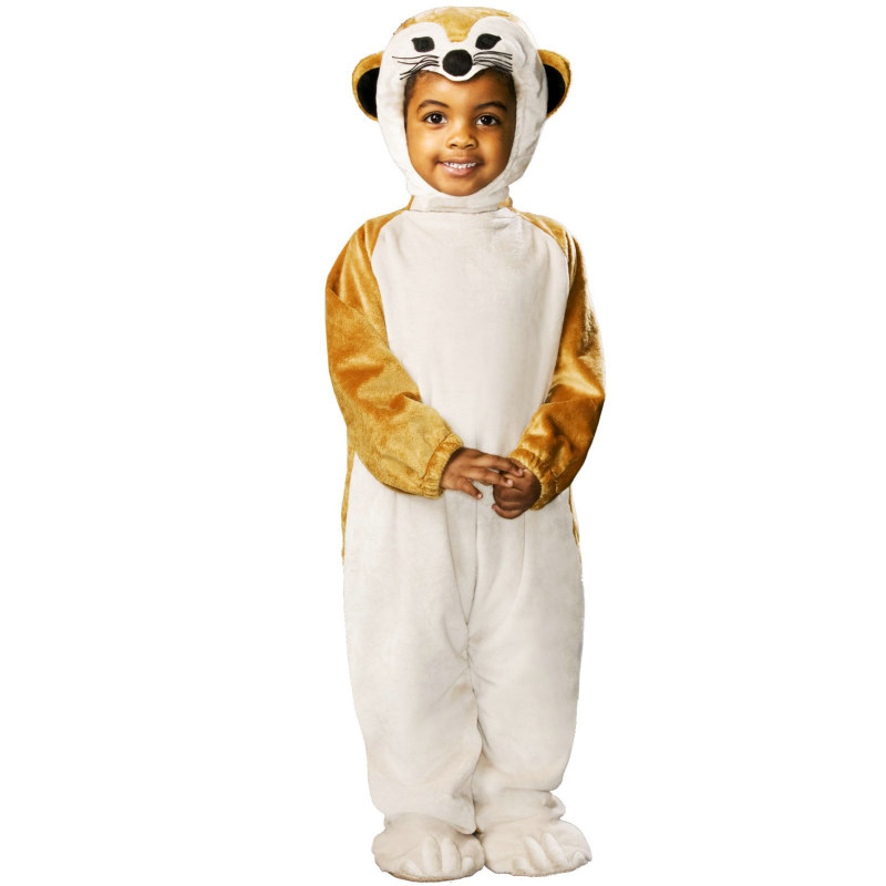 Animal Planet Collector's Edition Meerkat Toddler Costume