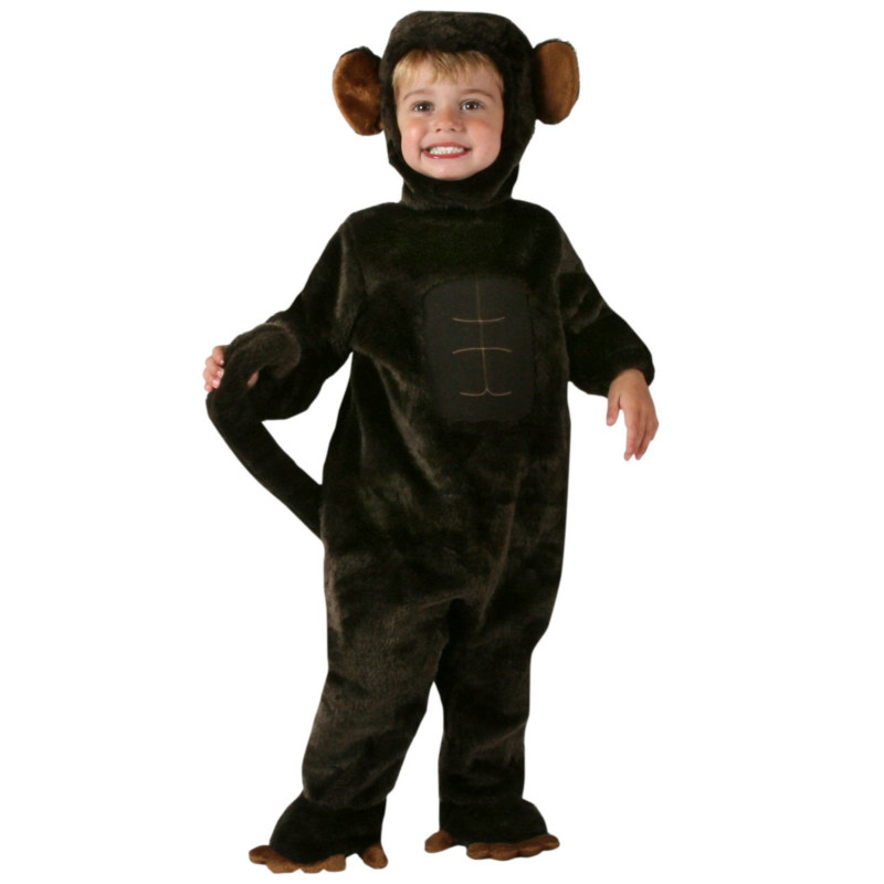 Animal Planet Collector's Edition Monkey Toddler Costume