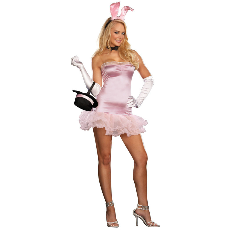Miss Bunny Adult Costume