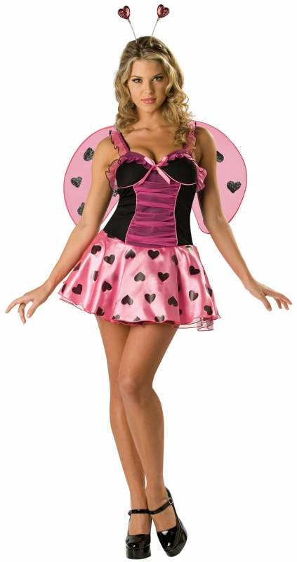 Luscious Love Bug Adult Costume