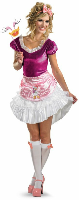 Sexy Daisy Duck Adult Costume