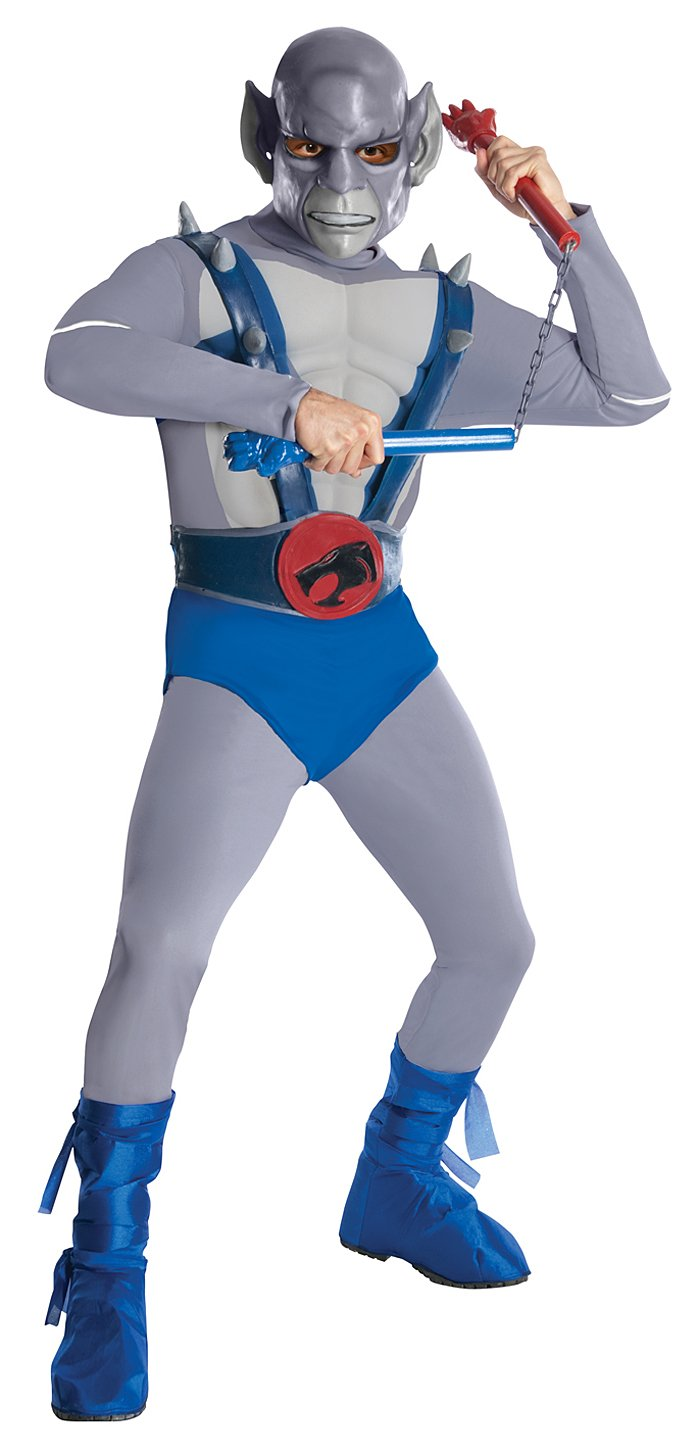 Thundercats - Deluxe Panthro Adult Costume
