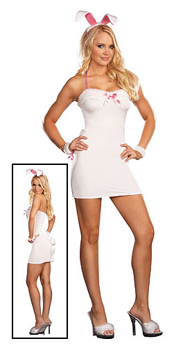 Sexy Beverly Hills Bunny Costume