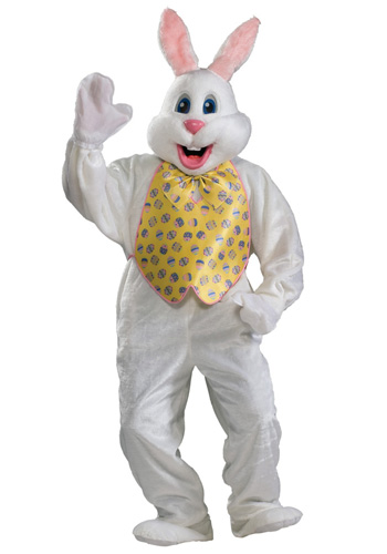 Deluxe Easter Bunny Costume