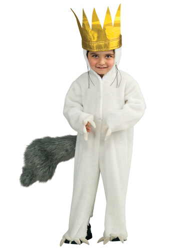 Deluxe Max Wolf Costume