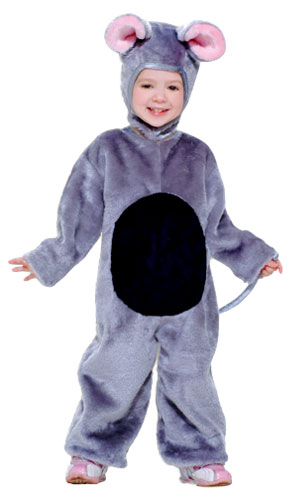 Kids Mouse Costume