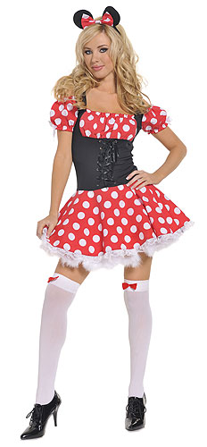 Mickey's Mistress Costume