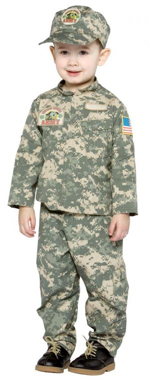 Army Infant Costume