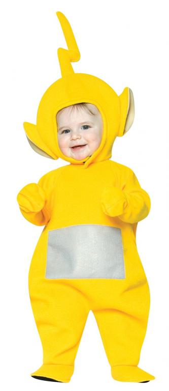 Teletubbies LaaLaa Infant Costume