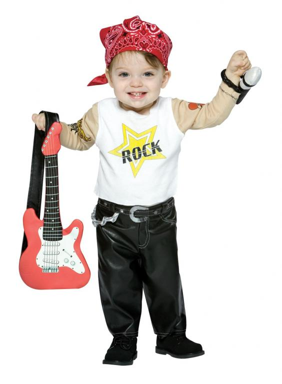 Future Rocker Costume