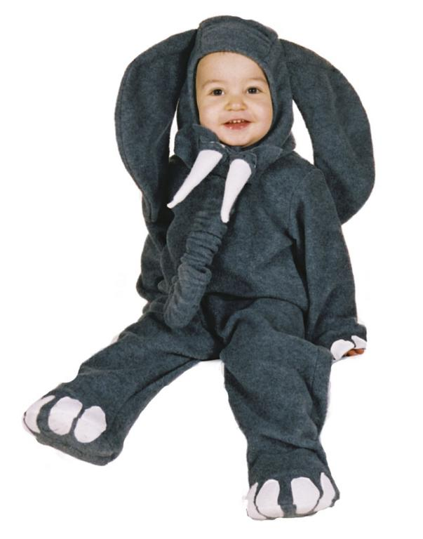 Elephant Toddler Costume