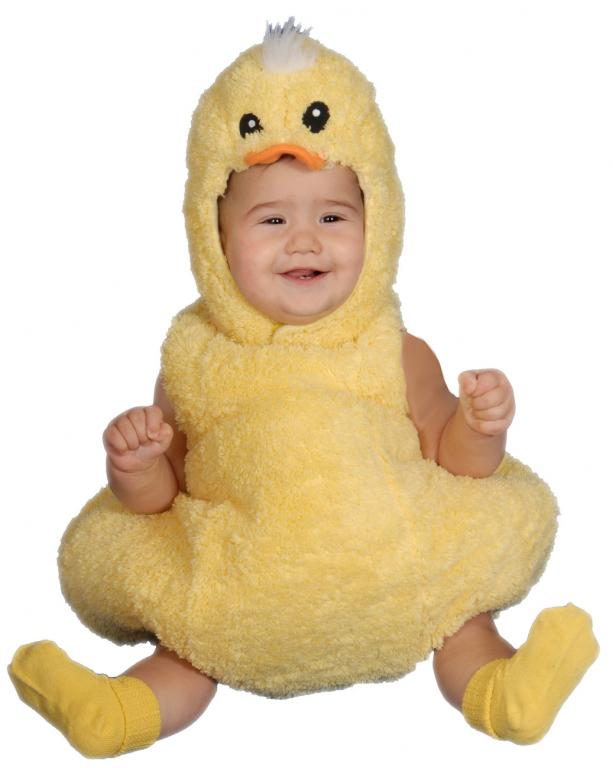 Duckling Infant Costume