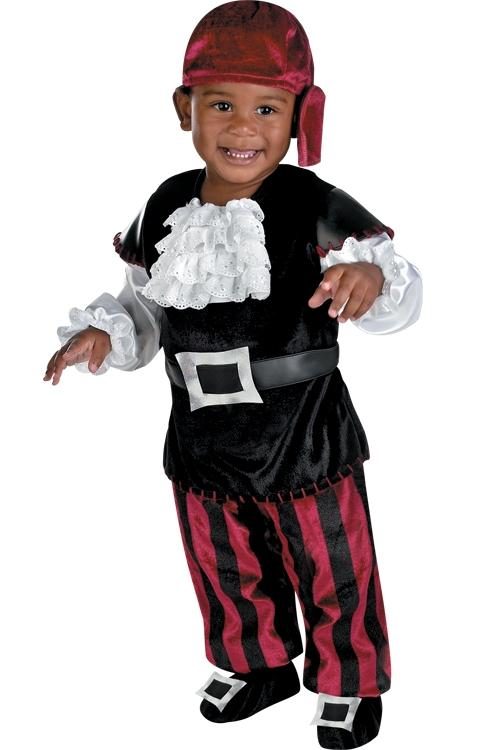 Puny Pirate Costume