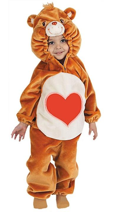 Tender Heart Care Bear Costume