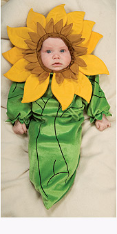 Sunflower Bunting Costume