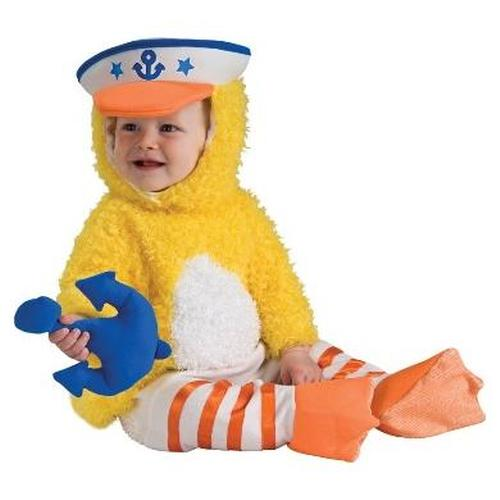 Duckie Costume