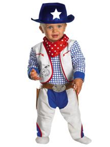 Howdy Cowboy Costume