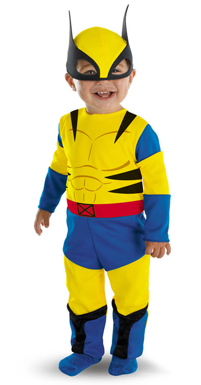 Wolverine Costume - Click Image to Close