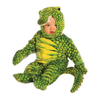 Alligator Toddler Costume