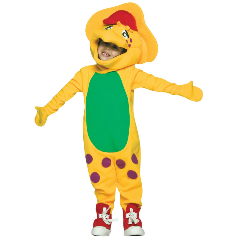 Barney and Friends-BJ Toddler Costume