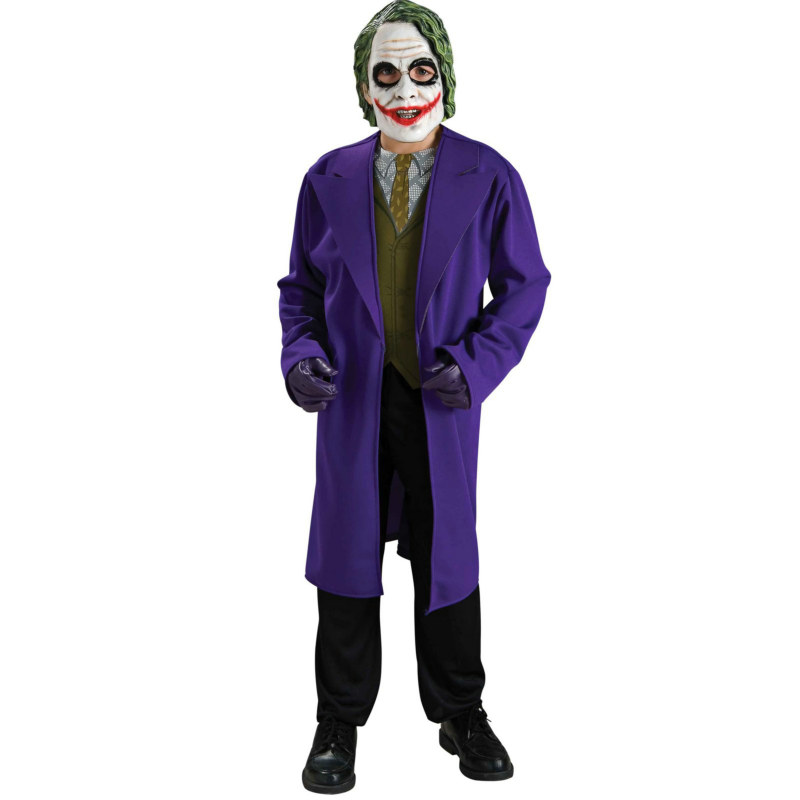 Batman Dark Knight The Joker Child Costume