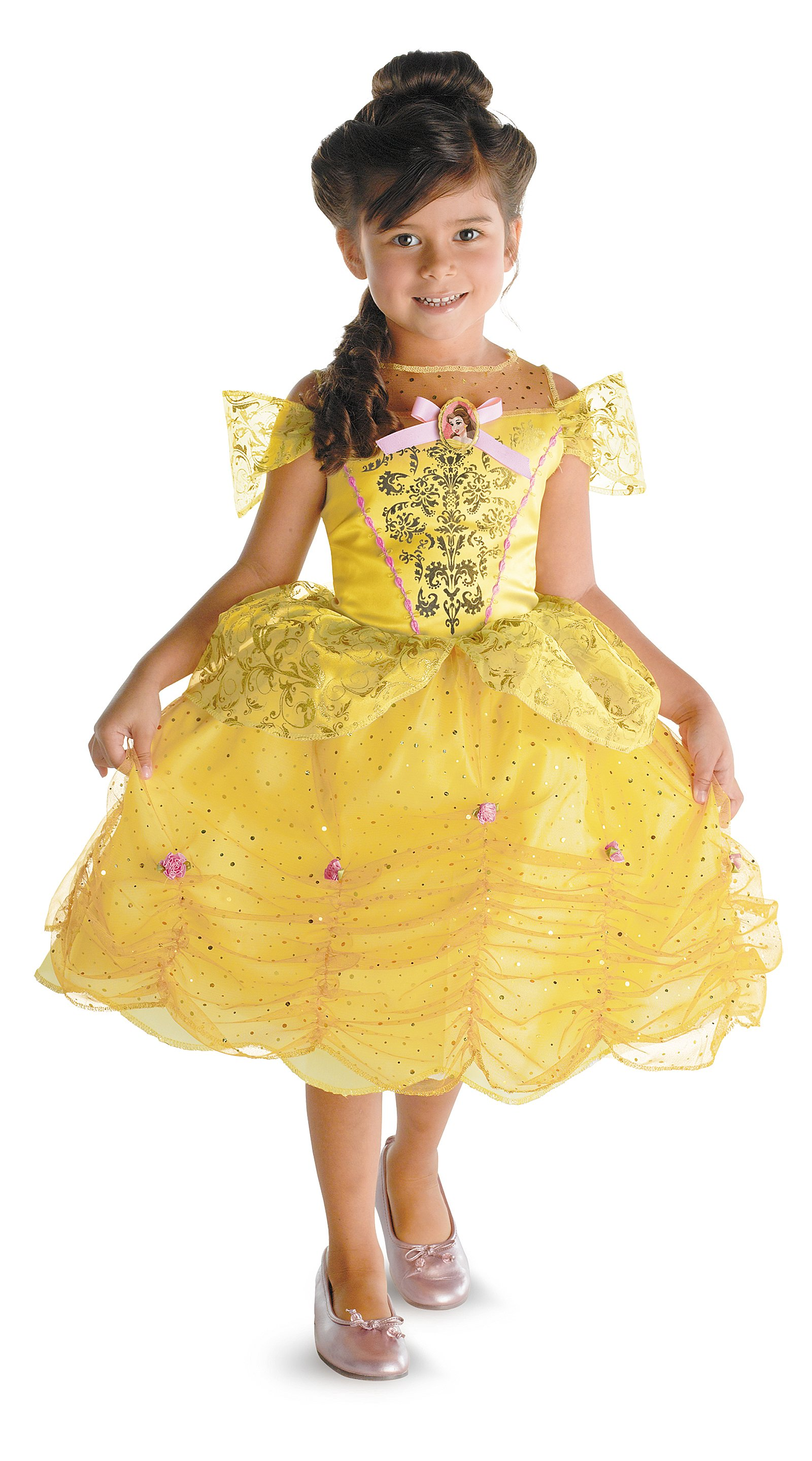 Dsiney Beauty and The Beast Belle Classic Child Costume