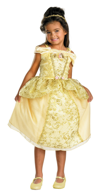 Belle Deluxe Toddler/Child Costume