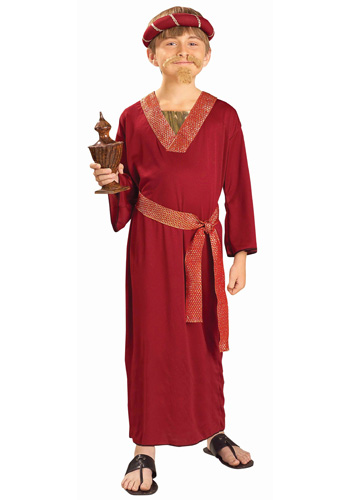 Child Biblical Wiseman Costume