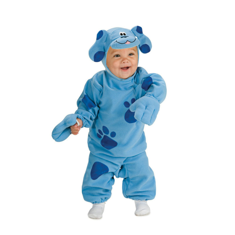 Blue's Clues - Blue EZ-On Romper Infant Costume
