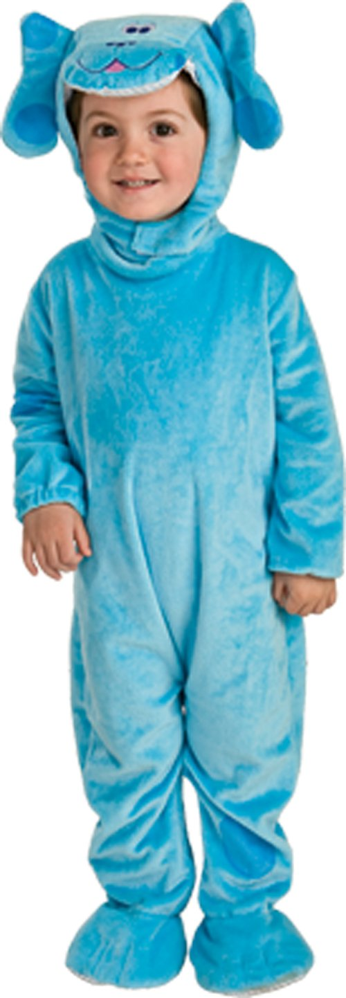 Blue's Clues - Blue Plush Romper Toddler / Child Costume