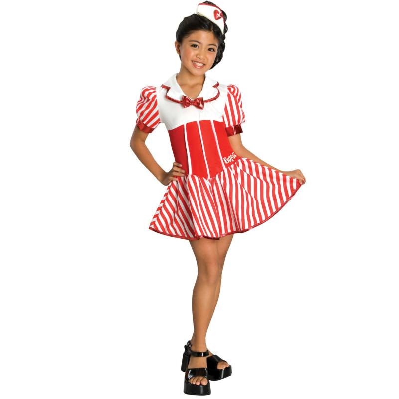Bratz Fashion Emergency Bratty Nurse Child Costume