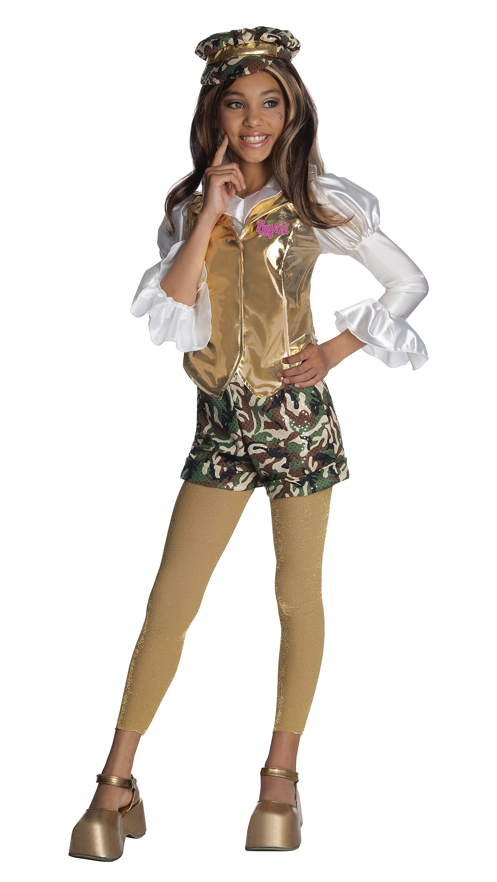 Bratz - Sasha Child Costume