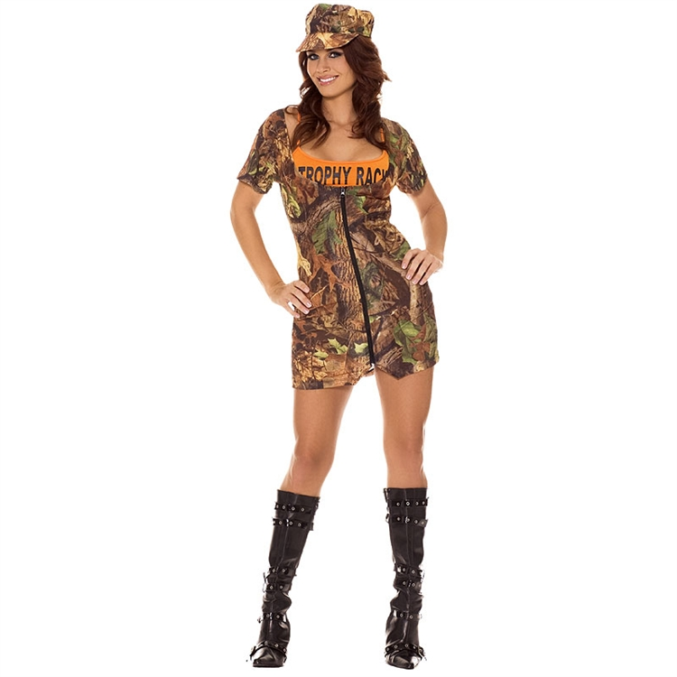 Trophy Rack Sexy Hunter Costume