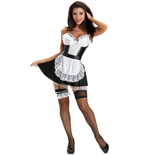 Maid For Fun Sexy Adult Costume