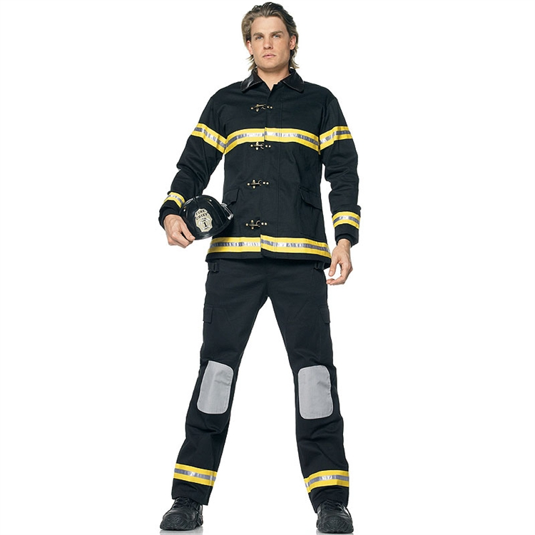 Sexy Fireman Firefighter Costume